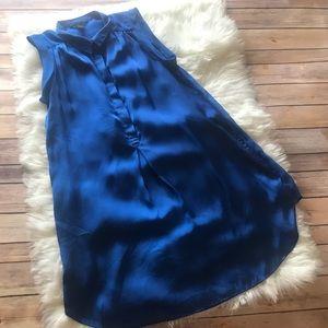 H&M Gorgeous Cobalt Blue Tunic